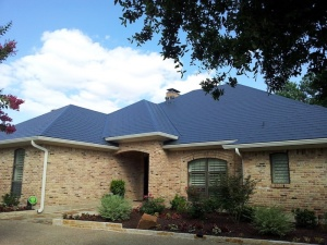 Complete Roofing Project