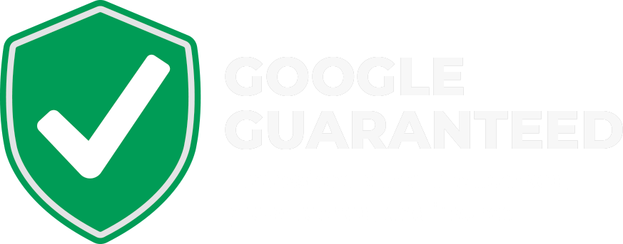 google guaranteed logo